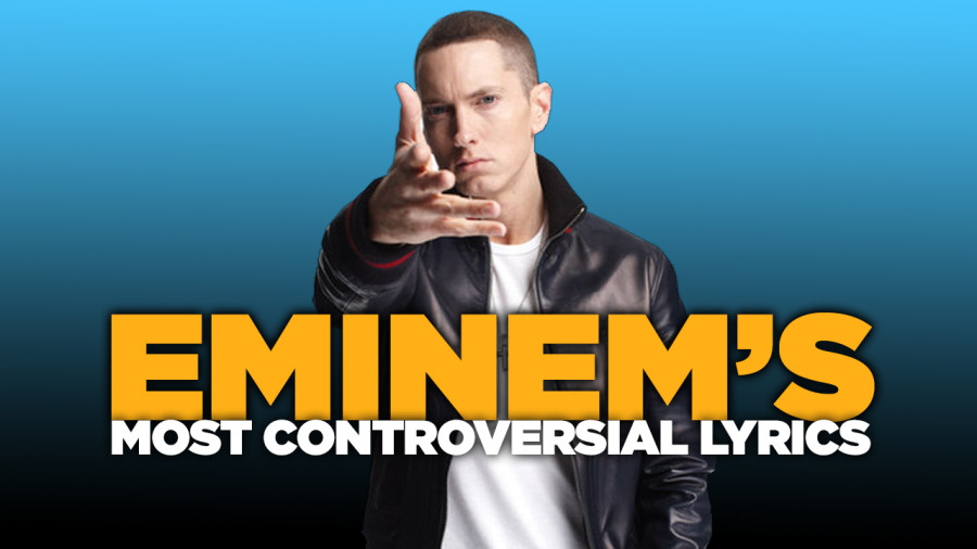 the controversial protest to the music of eminem They say music flourishes in times of protest—and already, a slew of anti-trump songs have sprung up in the lead-up to his election and inauguration.