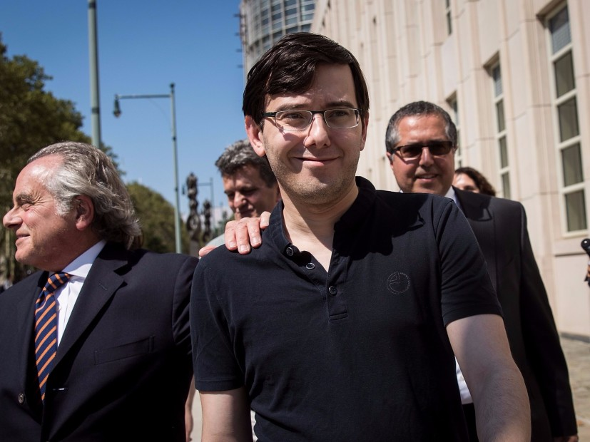 Martin Shkreli Nonchalantly Plays Wu-Tang Clan's $2M LP During Interview