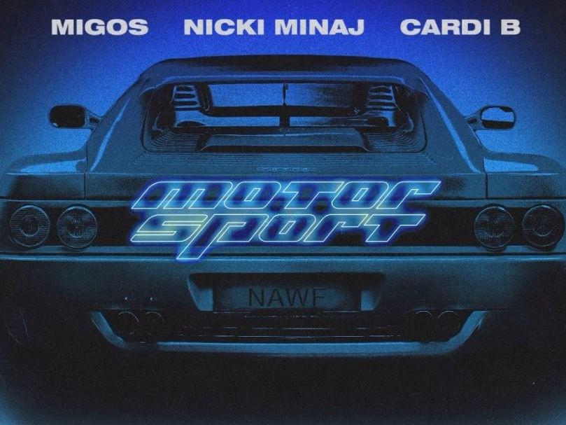 Twitter weighs in on migos cardi b nicki minaj 39 s motor for Motor sport nicki minaj