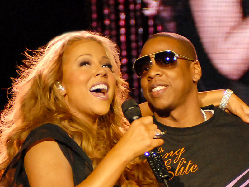 Mariah Carey Reportedly Cuts Ties With Jay-Z and Roc