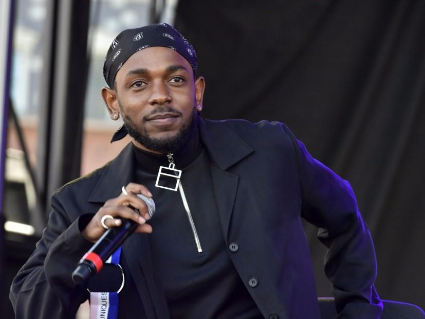 Kendrick Lamar Urges M...