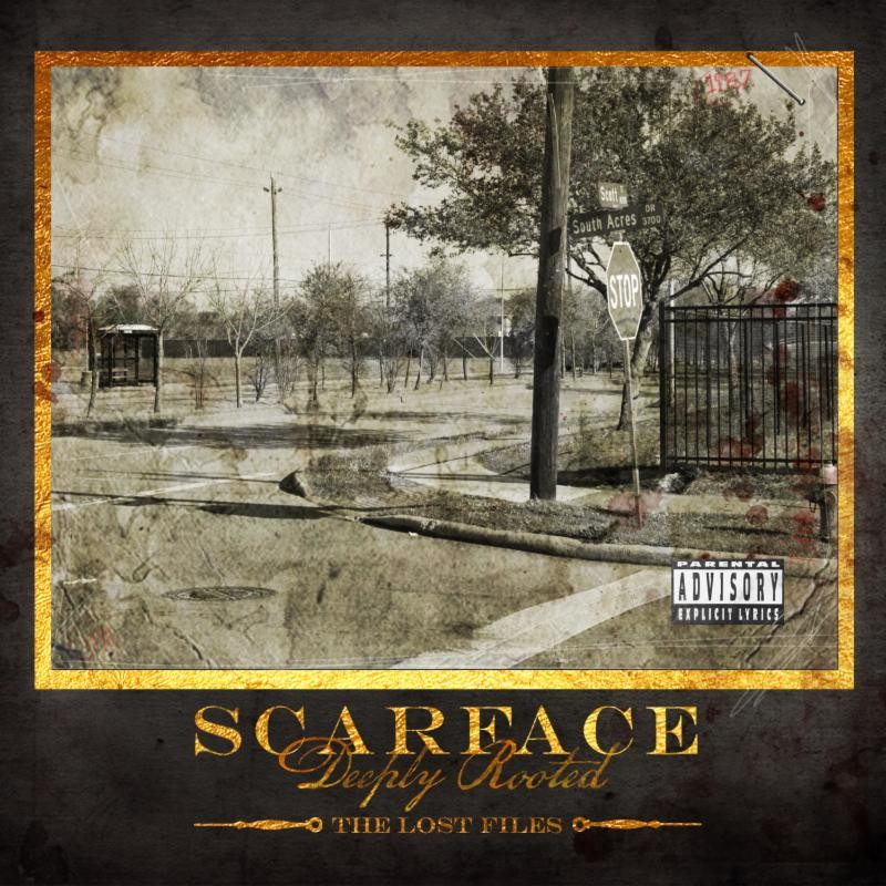 Scarface deeply rooted the lost files album review hiphopdx review scarfaces deeply rooted the lost files naturally feels incomplete malvernweather Images