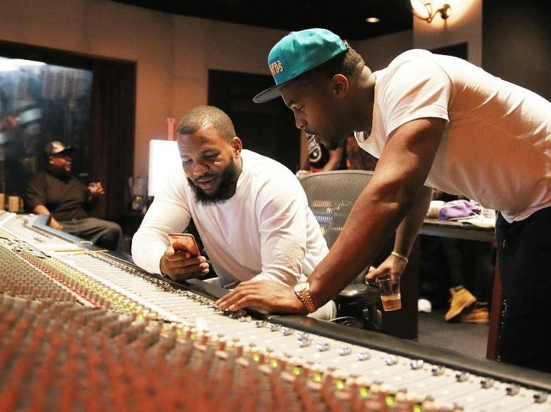 5 ways the game can make a classic album in 2018 hiphopdx classic blueprint 5 ways the game can win with his new album malvernweather Image collections