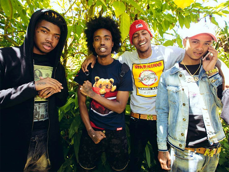 Sob X Rbe From Local Stars To Quot Black Panther Quot Soundtrack