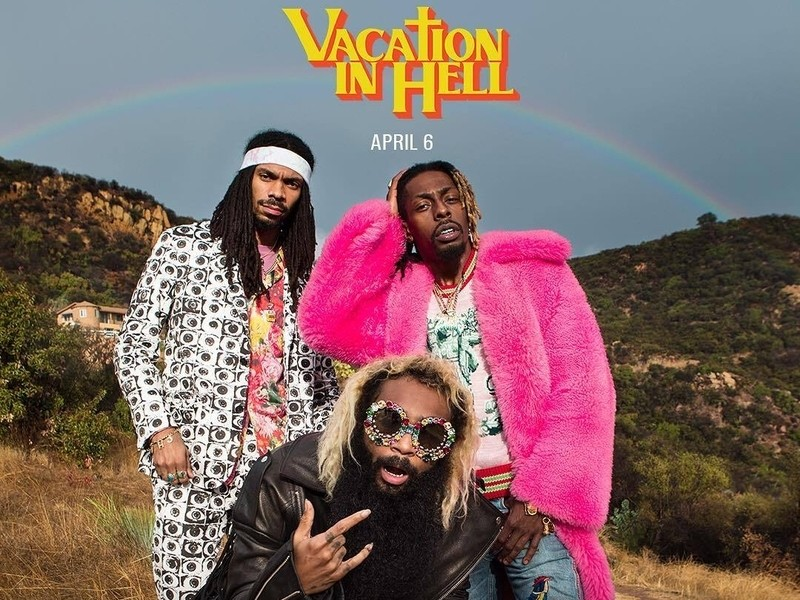 Flatbush Zombies Quot Vacation In Hell Quot Stream Tracklist