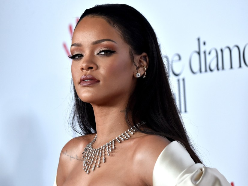 Rihanna Set Date Of 2018 Diamond Ball