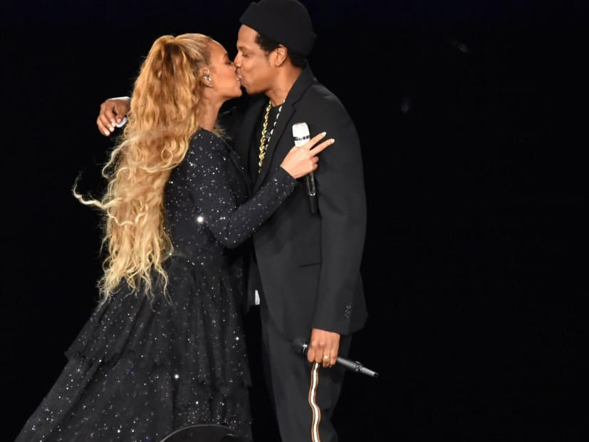 "Physical Copies Of Beyoncé & JAY-Z's ""EVERYTHING IS LOVE ..."