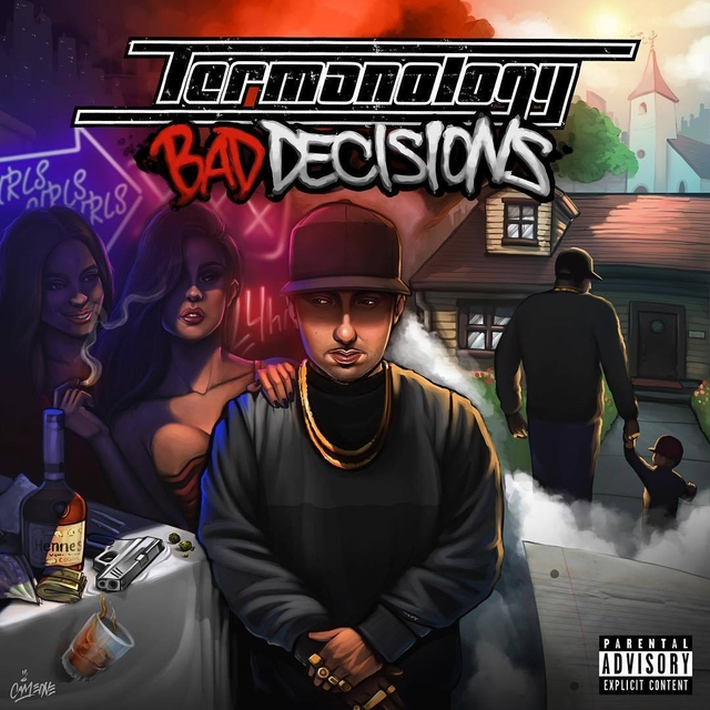 "Termanology Drops ""Bad Decisions"" LP"