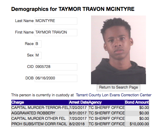 Tay-K Picks Up Another Felony While Incarcerated