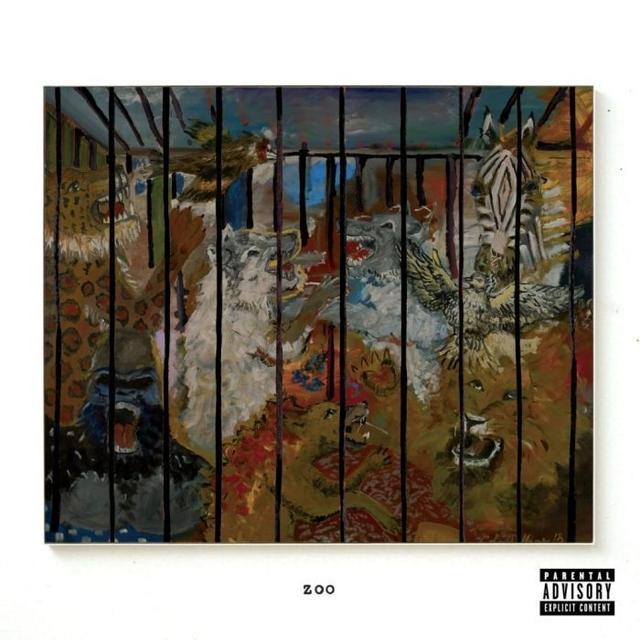 "Russ Drops ""Zoo"" LP"