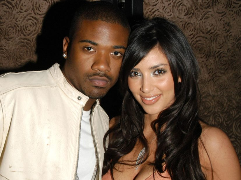 Kim Kardashian Allegedly Lied About Being On Ecstasy During Ray J Sex Tape