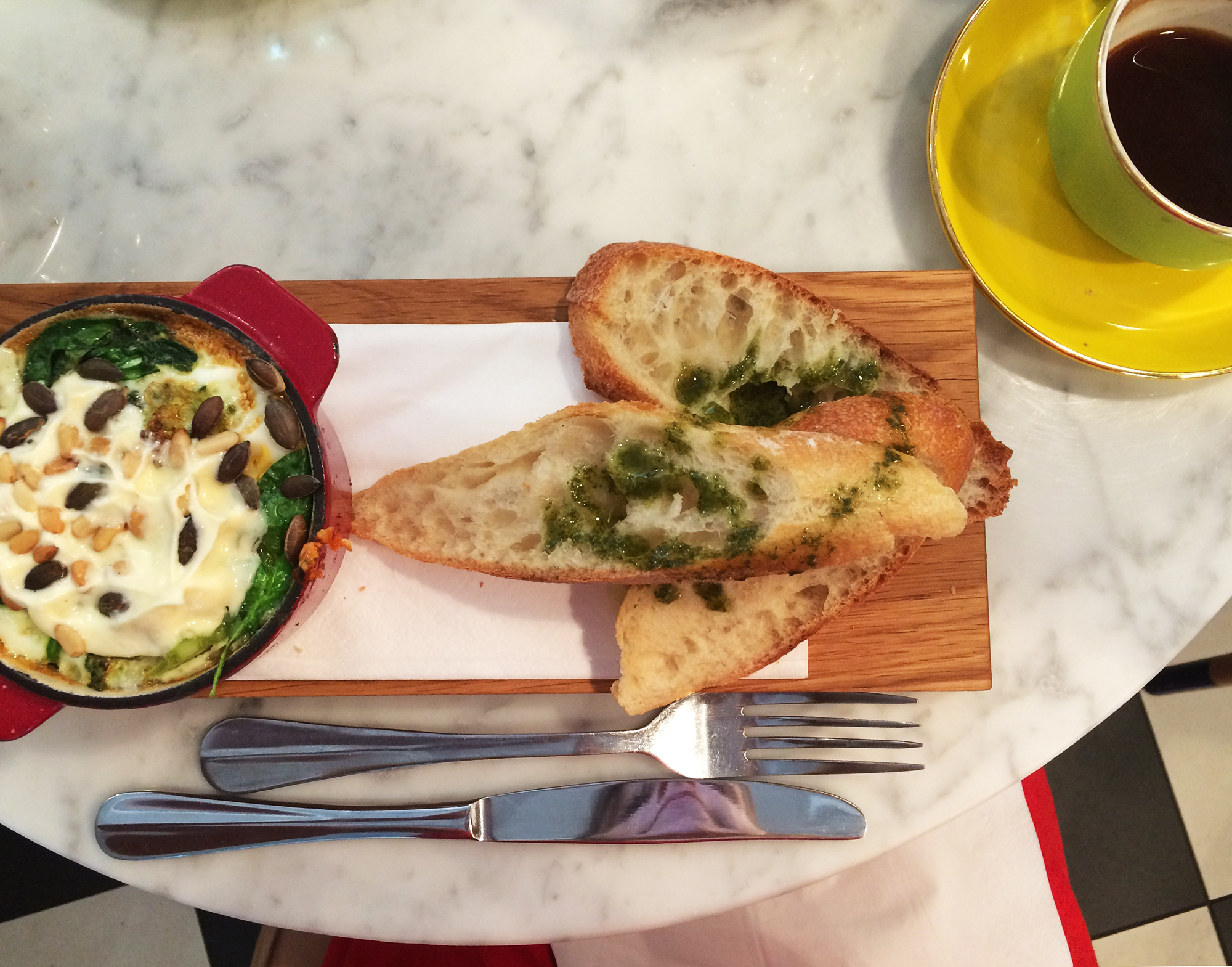 Hardware Societe, Australian Breakfast arrives in Montmartre