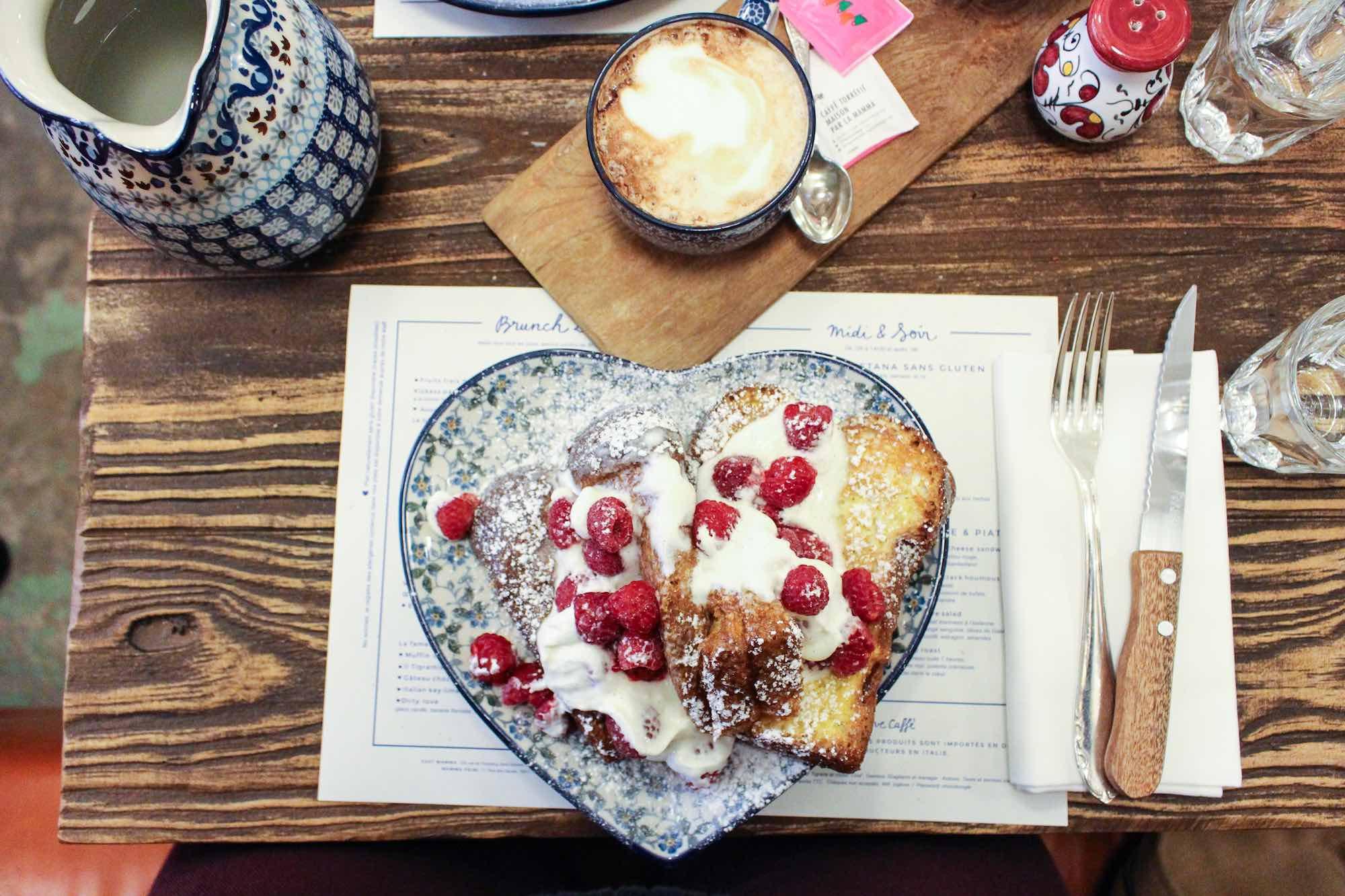 Discover Biglove Caffè, the Marais address from beloved Big Mamma Group