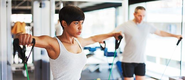 Img exercise strength training