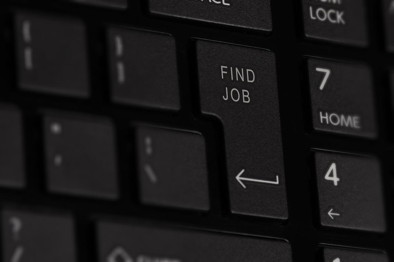 Passive job search