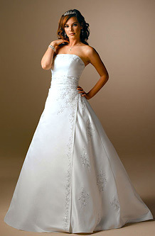 We Have Many Plus Size Wedding Dresses Currently Available In Our Showroom