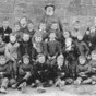 Boys at Worthen School: about 1887