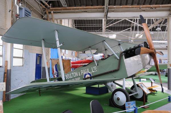 Boulton Paul P6