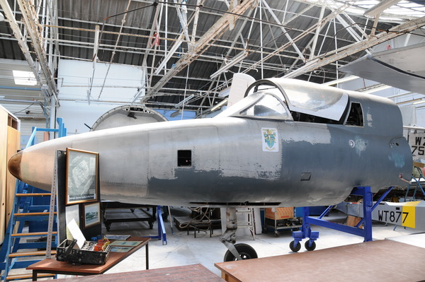 Hawker Hunter T12