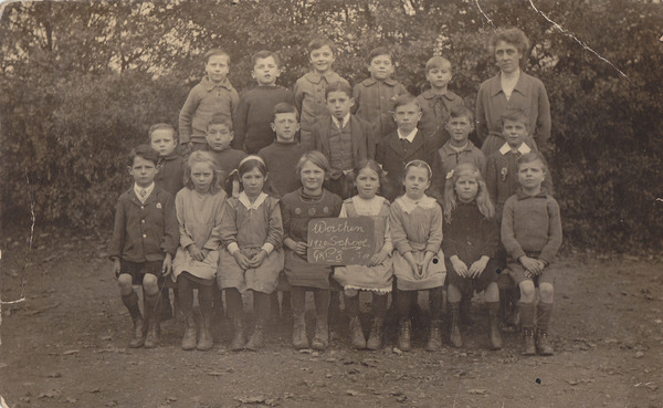 Worthen School Class Photo