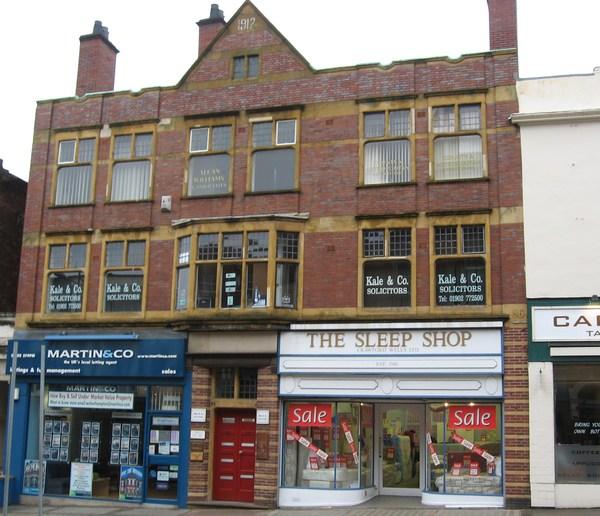 Darlington Street, Wolverhampton