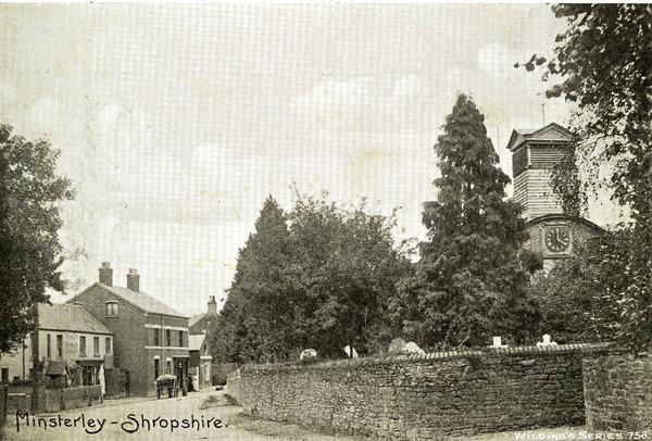 Minsterley Church