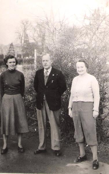 Lutton schoolteachers, 1952