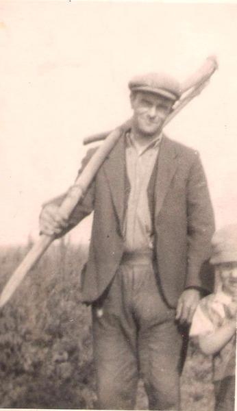 Lutton farmworker