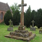 Medieval Preaching Cross, Worfield Churchyard