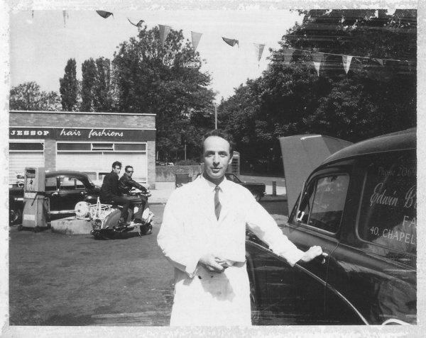 Frank Gandy 1966