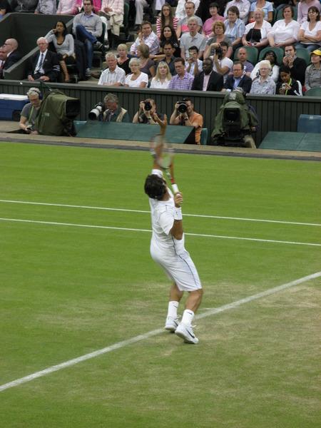 Roger Federer vs Adrian Mannarino