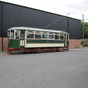 Dudley Tramcar No 34 built in 1919