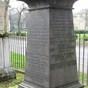 Simpson Tomb in St John's Churchyard, Hackney