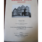 Sale Catalogue for Kingslow Hall in 1957