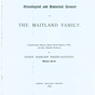 Maitland Family Tree