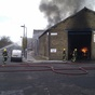 Fire In Hackney Wick