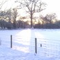 Snow in Perton,Christmas 2010