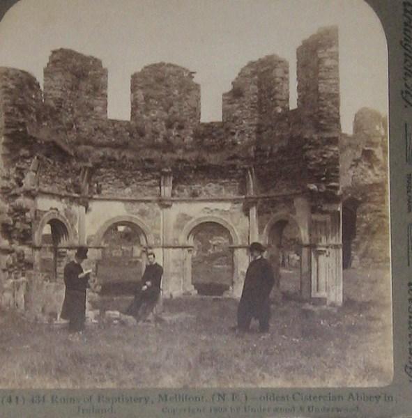 Cistercian Abbey Ireland