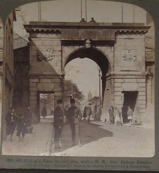 Bishops Gate, Londonderry