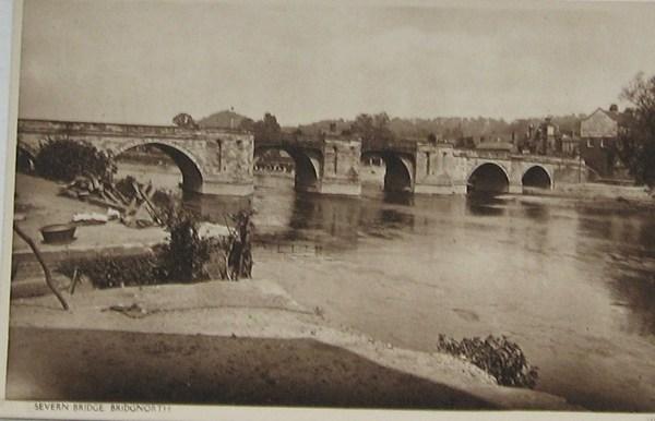 Bridge at Bridgnorth