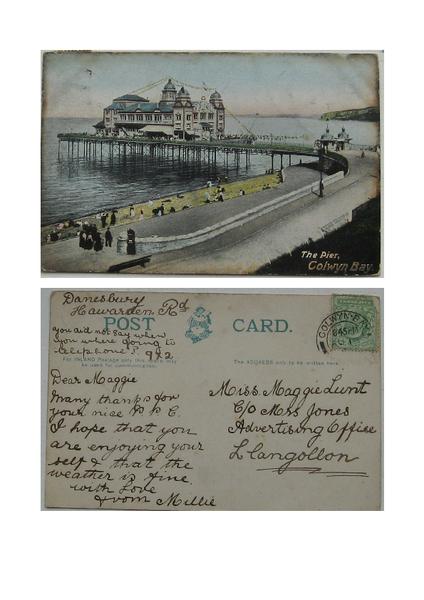 The Pier Colwyn Bay