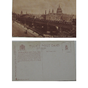 Blackfriar's Bridge and St Paul's Postcard