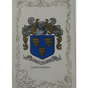 Shrewsbury Card in a Heraldic Series