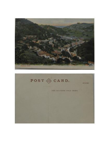 Matlock Postcard