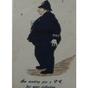 Humorous Policeman Card