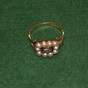 Mourning Ring - Thomas Spencer 1779 to 1829 (front view)