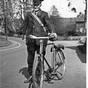 Charles Cornes at Hilton.  Worfield Postman