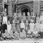 Worfield School about 1916