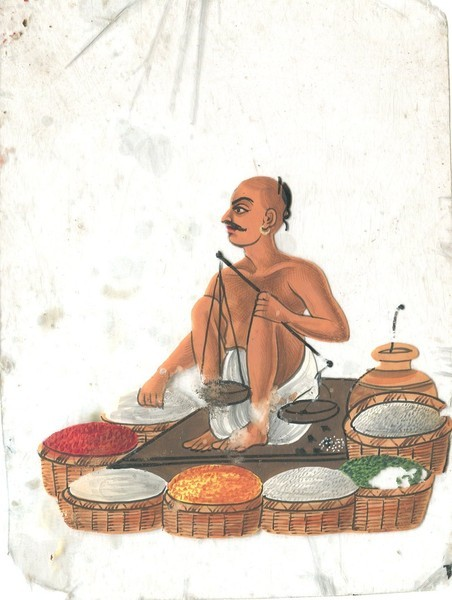 Indian Company Paintings