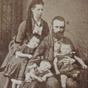 John Baker, Laura Baker And Children